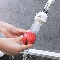 Filtro de Agua de Cocina Mallalah Regulador Antisalpicaduras para Grifos El Ajuste del tres-engranaje la Multa Efluente Colocación Rotada