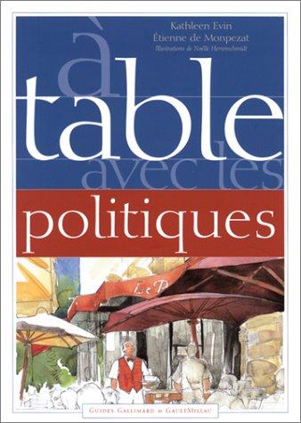 A table avec les politiques