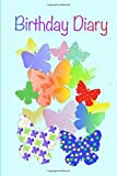 Best Books Months - Birthday Diary: Month by month journal in which Review