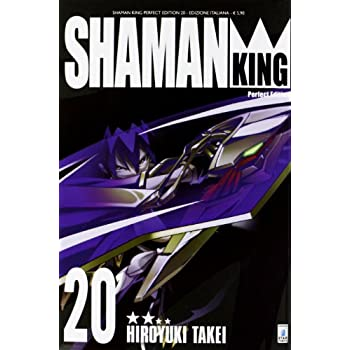 Shaman King. Perfect Edition: 20
