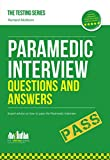 Paramedic Interview Questions and Answers 2015 (Testing Series) by Richard McMunn (6-Jan-2015) Paperback