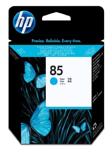 HP N°85 Tête d'impression d'origine Cyan C9420A