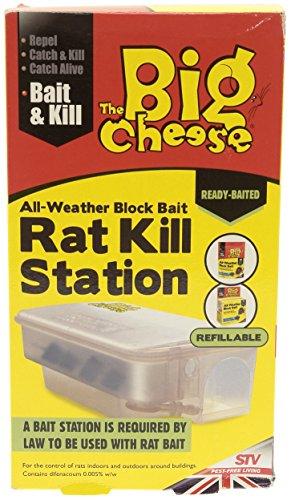 The Big Cheese consigli pronto Uccidi Stazione