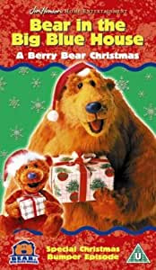 Bear In The Big Blue House: A Very Beary Christmas [VHS ...