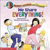 We Share Everything!