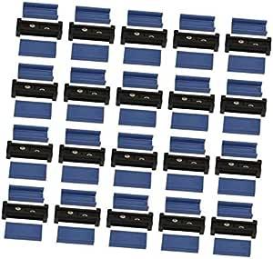 Fkanhängerteile 20 Stück Aspöck Dc Verbinder Nr 15 5976 017 Dc Schnellverbinder Auto