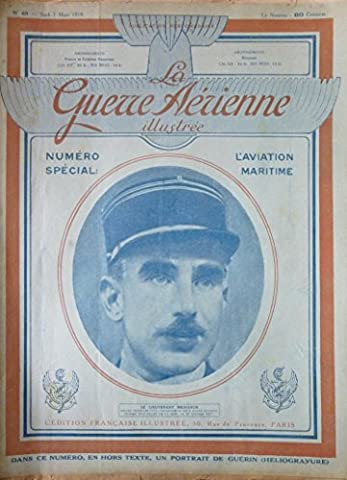 La Guerre aérienne illustrée : N°69 du 7 mars 1918 : L'aviation maritime