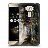 Head Case Designs Offizielle Chuck Black Wild Amerika Ladschaft Ruckseite Hülle für Zenfone 3 Deluxe 5.5 ZS550KL