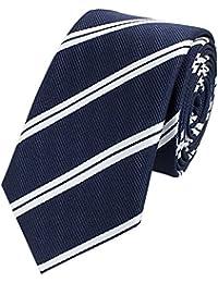 Edle Fabio Farini Krawatte, 6 cm in verschiedenen Farben Hochzeit Buisness Anzugskrawatten