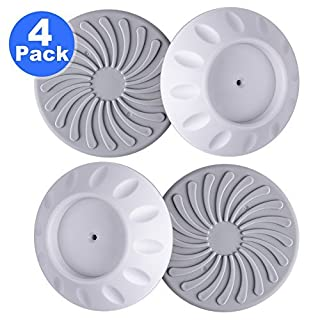 Austor Baby Safety Wall Guard Pads Wall Saver for Pressure Gates, 4 Pack