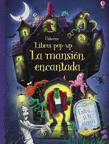 La Mansion Del Miedo. Libros Pop-Up