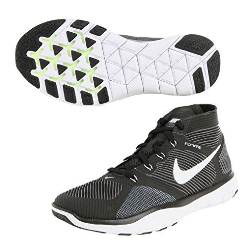 Nike  Free Train Instinct, Sneakers homme Noir (Noir / Blanc-Gris foncé)