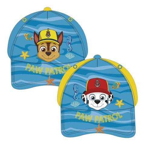 Familie24 Paw Patrol Auswahl Baseball Cap Kappe Schirmmütze Kinderbaseballcap (Marshall 48-51cm)