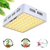 Toplanet Led Pflanzenlampe 300w Wachstumslampe Pflanzenlicht Full Spectrum Led Zimmerpflanzen