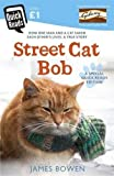 Street Cat Bob: How One Man and a Cat Saved Each Others Lives. A True Story. (Quick Reads 2015)