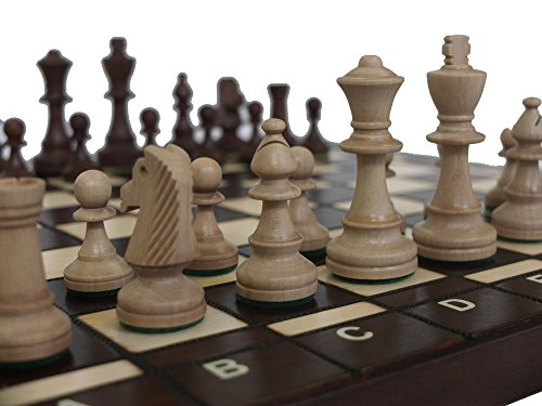 Chessebook BUG - Ajedrez de Madera