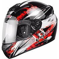 LS2 FF351 Wolf – – Casco de Moto Casco Integral ...