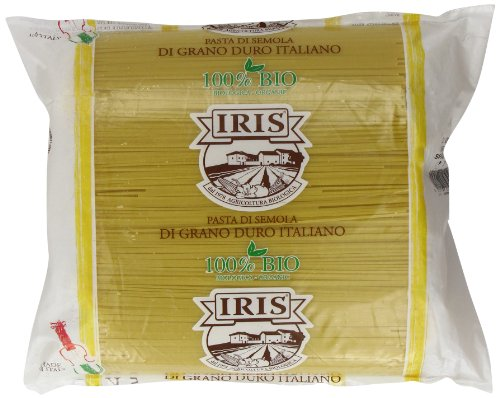 Iris Organic White Spaghetti 5 kg (Pack of 1)