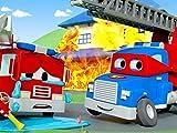 Der Fussball/Carl das Feuerwehrauto