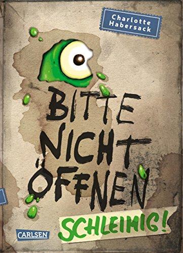 Bitte nicht öffnen 2: Schleimig! (German Edition)