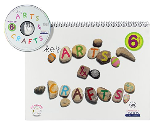 Portada del libro Arts and Crafts. 6 Primary. Key