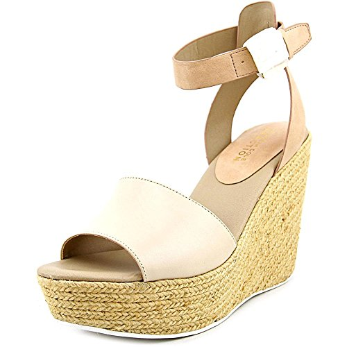 kenneth-cole-reaction-oscar-oni-femmes-us-65-beige-sandales-compenses