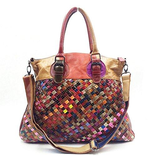 Eysee, Poschette giorno donna Multicolore Multicolore 34cm*25cm*8cm Multicolore