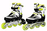#9: Cockatoo Inline Skates With Aluminium Chassis
