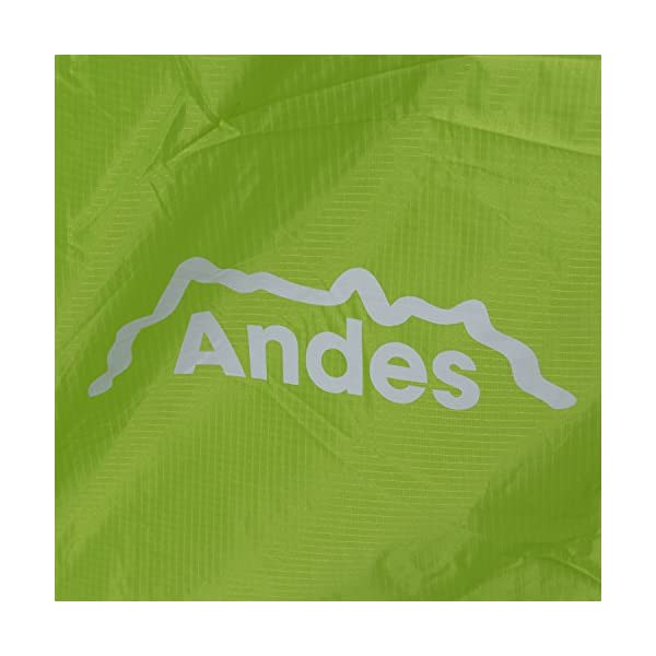 Andes Deluxe Portable Toilet/Shower Utility Tent Camping Changing Room Storage 4