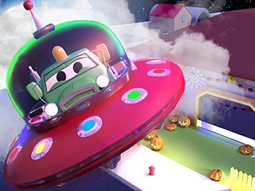 Sonderfolge Halloween - Süßes oder Saures ! / Die kleinen Autos sprechen mit einem Geist