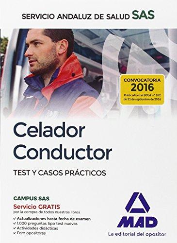Celador conductor del Servicio Andaluz de Salud. Test y casos prácticos