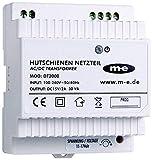 m-e dt-2000Elektronisches Netzteil zur Befestigung auf DIN-Schienen -