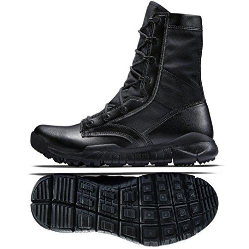 Nike Uomo SFB Scarpe di Sicurezza Nero Size: 43