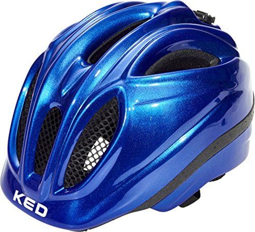 KED Meggy II Helmet Kids Blue Kopfumfang S/M   49-55cm 2018 Fahrradhelm