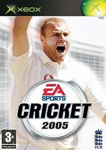 Cricket 2005 (Xbox)