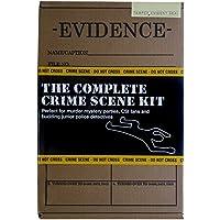 The Complete Crime Scene Kit