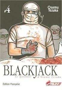 Black Jack Edition simple Tome 4
