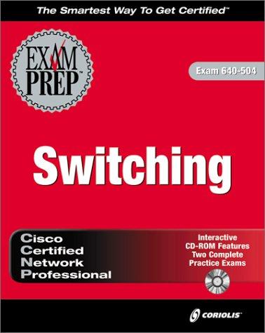 CCNP Switching Exam Prep por Sean Odom