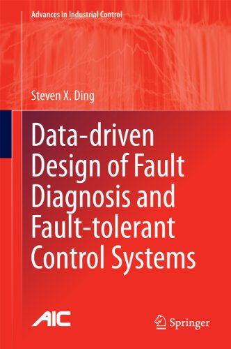 Data-driven Design of Fault Diagnosis and Fault-tolerant Control Systems (Advances in Industrial Control) (English Edition) -