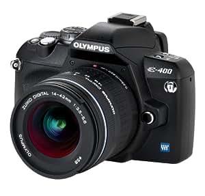 Olympus E-400 Digital SLR Camera inc. ED 14-42mm 1:3.5-5.6 lens