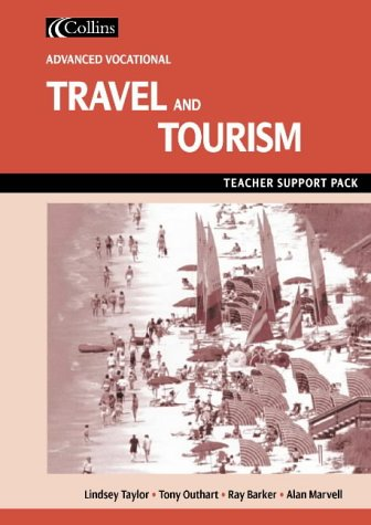 Travel and Tourism for Vocational A-level Teacher Support Pack - Optional Travel Pack