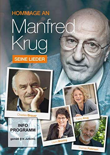 Hommage an Manfred Krug - Im Konzert