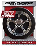 FAST & FURIOUS 1-7 COLLECTION - FAST & FURIOUS 1-7 COLLECTION (8 DVD)