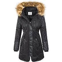 23c94e2e5c8103 Rock Creek Selection Damen Jacke Outdoor Winterjacke D-355 S-XL