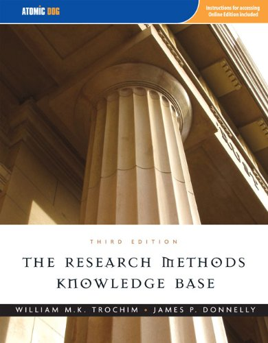 The Research Methods Knowledge Base