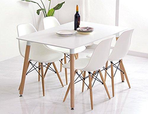 Conjunto-de-comedor-mesa-lacada-blanca-y-4-sillas-Tower-120x80