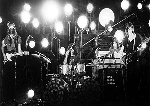 Pink Floyd 3 Nick Mason Roger Waters Richard Wright Syd