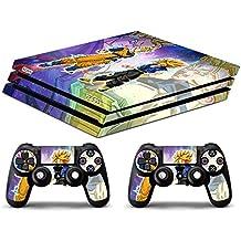 Skin PS4 PRO - TRUNKS ENJOADO DRAGON BALL GT - limited edition DECAL COVER ADHESIVO playstation 4 SLIM SONY BUNDLE