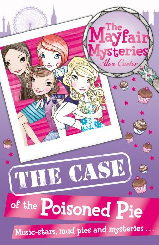 The Mayfair Mysteries: The Case of the Poisoned Pie (English Edition)