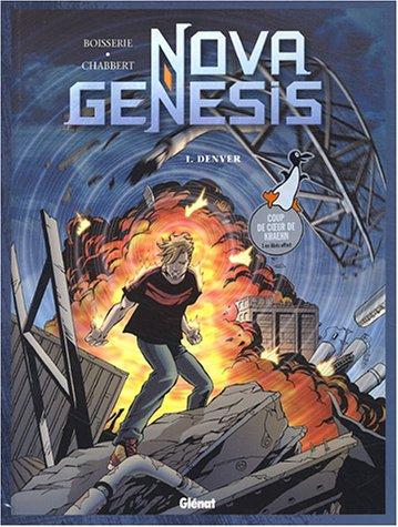 Nova Genesis, tome 1 par Chabbert
